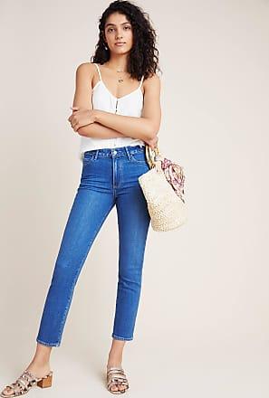 Paige Hoxton High-Rise Slim Jeans