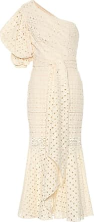 Johanna Ortiz Better Than Gold eyelet cotton dress