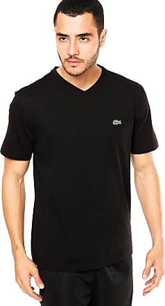 922f094f6b2 Lacoste Camiseta Lacoste Sport Clássica Preta