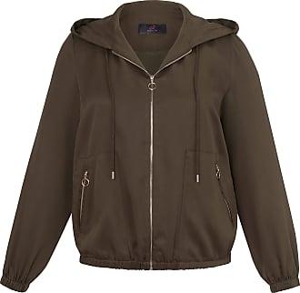 Emilia Lay Blouson jacket hood Emilia Lay green