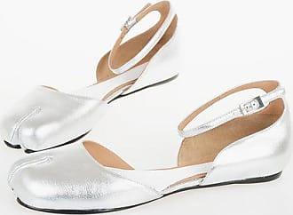 Maison Margiela MM22 Laminate Leather Ballet Flat size 40