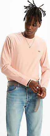 Levi's The Original Tee Long Sleeve - Pink / Peach