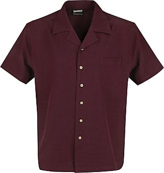 Banned Alternative Red Bowl - Skjorta - Herr-Kortärmad tröja - röd 5b92875f8e8ae