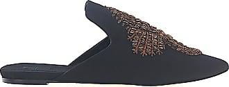 Sanayi 313 Slipper 112840 textile Embroidery black