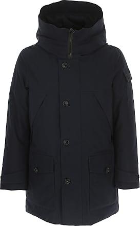 8b217df1b1d4 Woolrich Mantel für Herren, Trenchcoat Günstig im Sale, Marine blau,  Polyester, ...