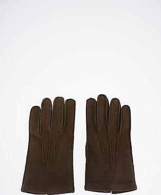 Sermoneta Gloves Suede Gloves size 9
