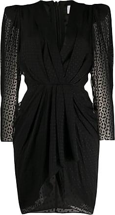 Iro Victoria dotted dress - Black