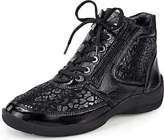 Waldläufer Hesna lace-up ankle boots Waldläufer Orthotritt black