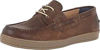 Lotus Dawson Mens Boat Shoes 12 Brown