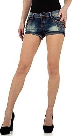 Hotpants in Blau von Ital Design® ab 19,99 €   Stylight