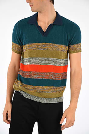 Roberto Collina Knitted Polo size 48