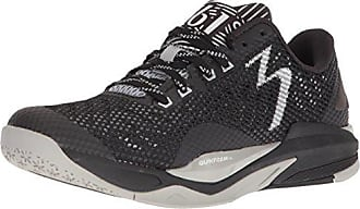 361° Mens 361-MAZER Basketball Shoe, Black/Silver, 13 M US