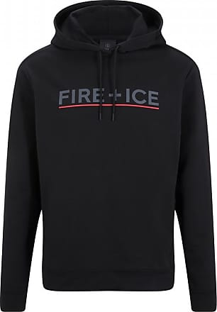 Bogner Fire + Ice Callum Hoodie for Men - Black