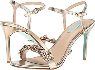 98f8e7093886c Betsey Johnson® Heeled Sandals: Must-Haves on Sale up to −30 ...