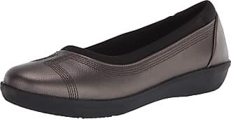 clarks ladies flat shoes sale
