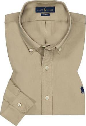 Polo Ralph Lauren Casualhemd Slim Fit (Beige) - Herren