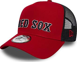 New Era Reverse Team Boston Red Sox Trucker Cap