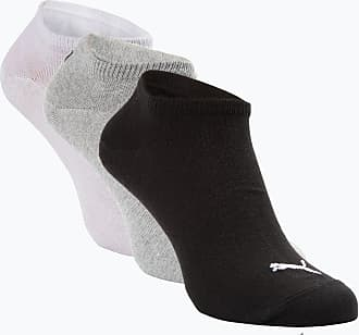 Puma Herren Sneakersocken im 3er-Pack grau