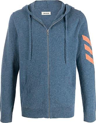 Zadig & Voltaire Clash Arrow hoodie - Blue