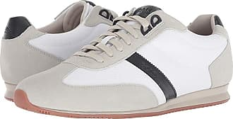 b4bd2aa2585 HUGO BOSS Orlando Low Profile Sneaker by BOSS Green (Open White) Mens Shoes