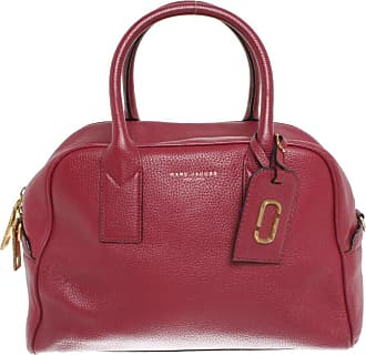 Marc Jacobs gebraucht - Marc Jacobs-Handtasche aus Leder in Fuchsia - Damen - Leder