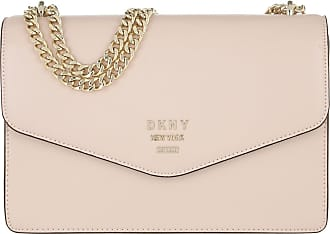387d050c6bed8 DKNY Whitney LG Shoulder Flap Iconic Blush Umhängetasche rosa