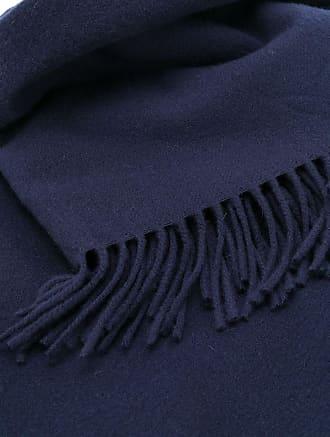 Acne Studios Canada New fringed scarf - Azul