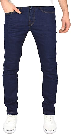 Crosshatch Men Jeans Buraca Indigo 32W X 34L