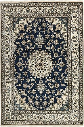 Nain Trading 243x166 Tappeto Orientale Nain Marrone Scuro/Blu Scuro (Lana, Persia/Iran, Annodato a mano)