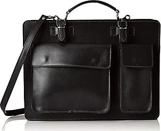 f815498c93e Bags4less Mondial - Bolsa para portátil de Piel Unisex adulto