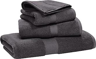 Ralph Lauren Home Avenue Towel - Graphite - Bath Sheet