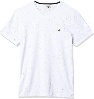 Malwee Camiseta Slim,Malwee, Masculino, Branco, G