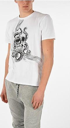 Just Cavalli Skull Printed T-shirt size Xxl