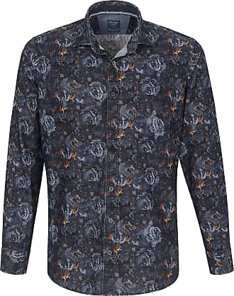 Olymp Fine corduroy shirt Olymp multicoloured