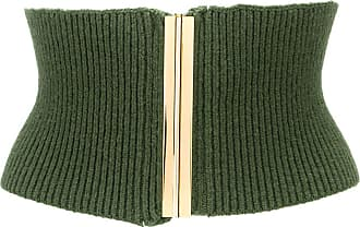 Marni knitted waist belt - Green