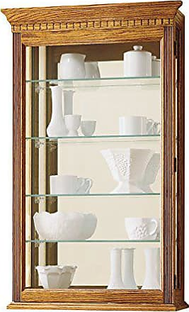 Howard Miller 685-106 Montreal Curio Cabinet by