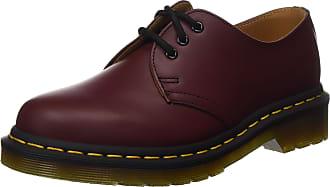 Dr. Martens Mens 1461 Snow Boots, Red (Burgundy 11838600), 5 UK
