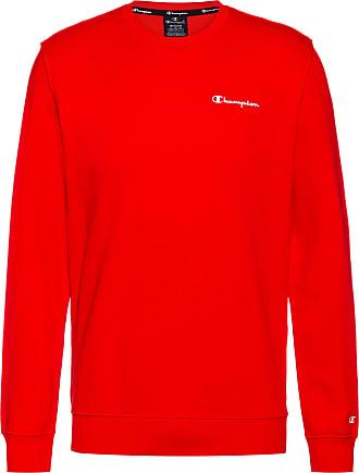 Champion Sweatshirt Herren in high risk red, Größe XL