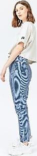 Dr. Denim Schichtarbeiter gewaschene Streifen Nora Jeans - 30/30