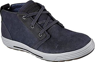 5282553964654 Skechers Blue and shades of blue Skechers Skech-Air Porter-Malego Navy  65144-