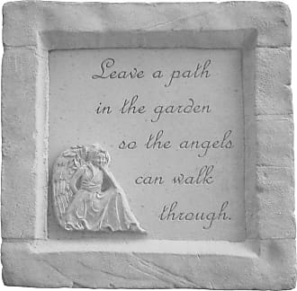 Kay Berry Leave A Path Framed Garden Stone - 49703