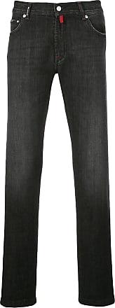 Kiton Skinny-Jeans - Schwarz