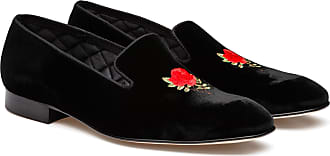 Churchs Velvet Rose Loafer Man Black Size 11,5