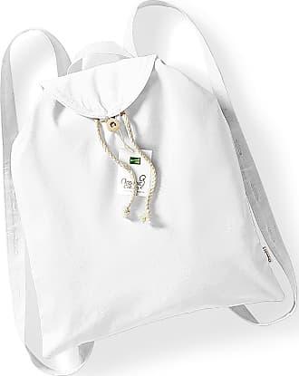 Westford Mill Organic Festival Bag Colour=White Size=O/S