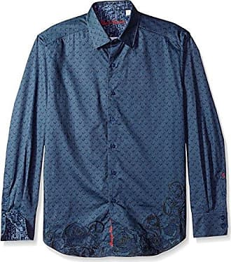 Robert Graham Mens Canton Classic Fit Sport Shirt