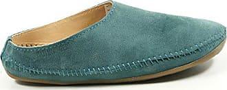ee81c7d1461e70 Haflinger 488023 Everest Softino Damen Herren Hausschuhe Pantoffeln Leder
