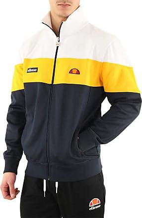 Ellesse Mens Caprini Track Jacket, Blue, XS
