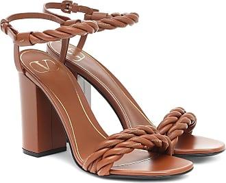 Valentino Garavani The Rope 100 leather sandals