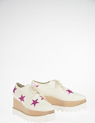Stella McCartney Platform PAMIR Derby Shoes 8 cm size 37,5