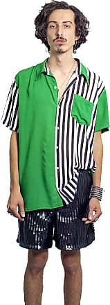 YSKI Camisa Est. Bicolor GG